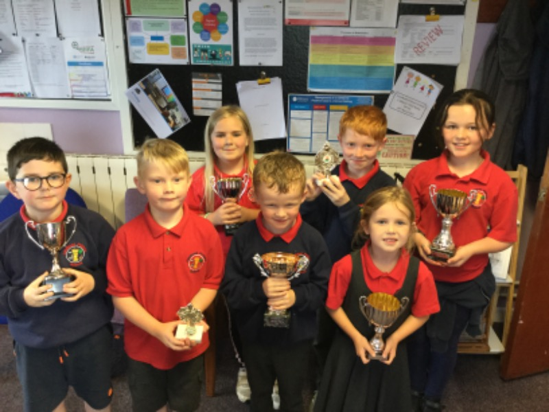 Other classes cup winners