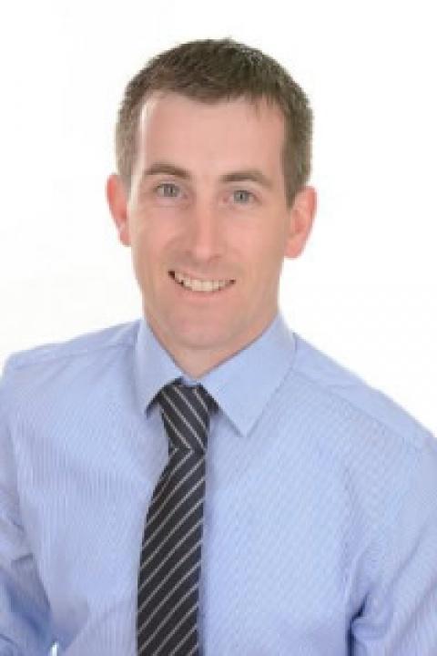 Mr Ciaran McElroy