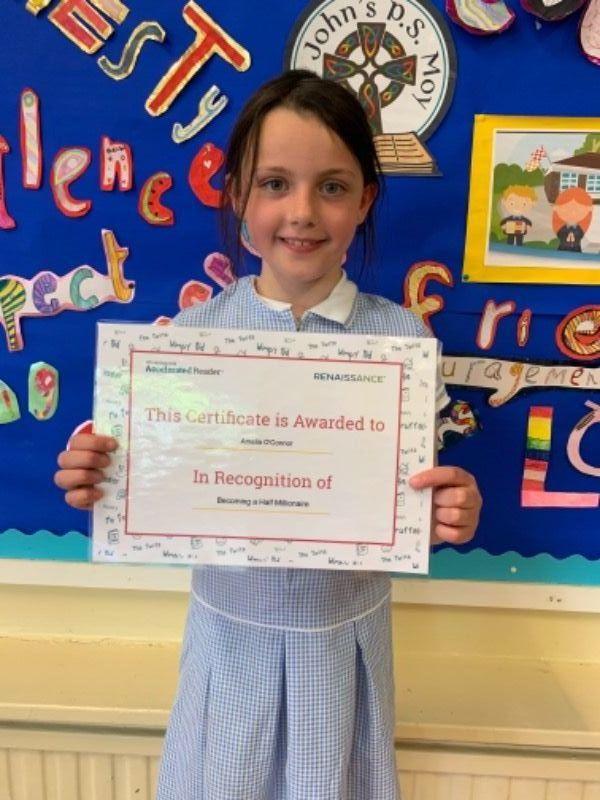 Amelia - Ar Success!!
