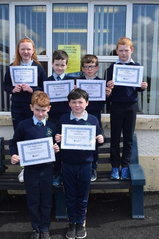 Well done to these independent readers...