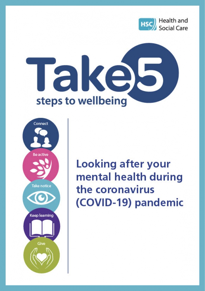 Take 5: Steps to Wellbeing