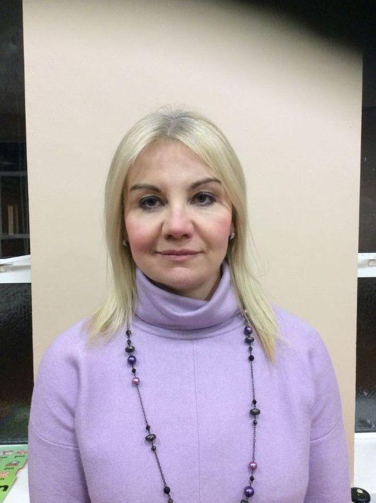 Miss Robinson - School Principal