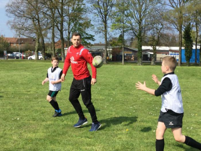 Ulster Rugby Master Class!