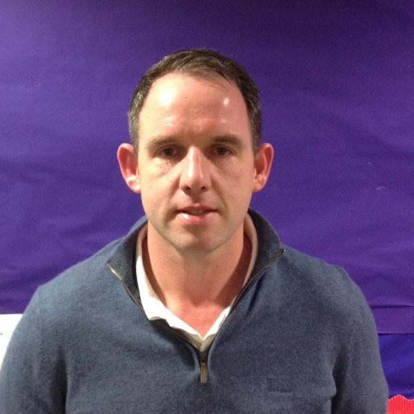 Seamus O Kane - Vice-Chairperson