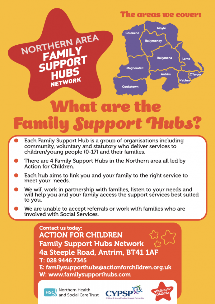 Family Support Hubs