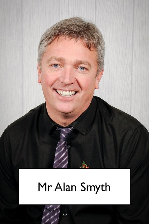 P7 Teacher and Vice Principal: Mr Smyth