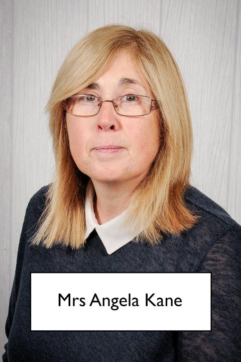 Teaching Assistant: Mrs Kane