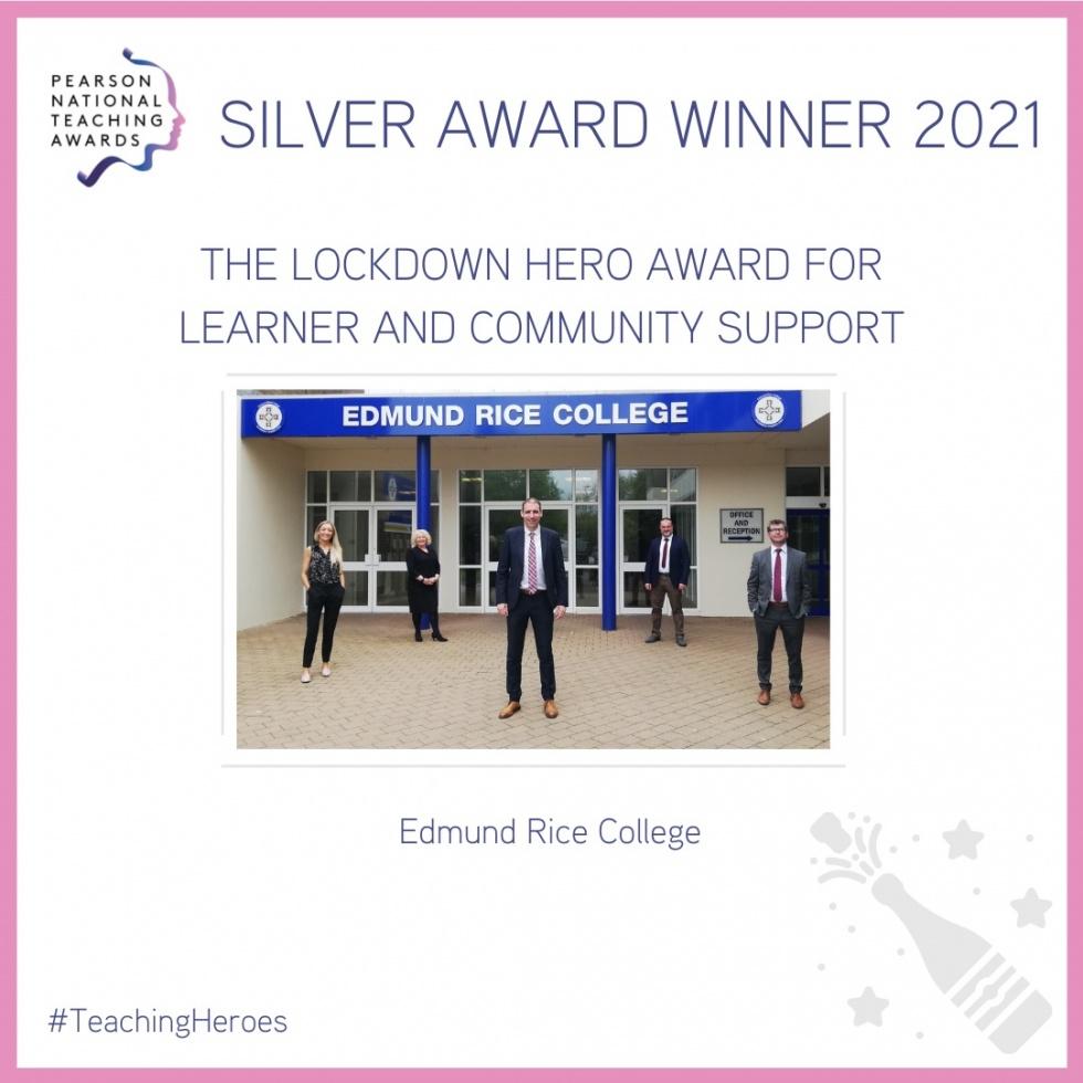 Silver Pearson Award