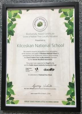 Biodiversity Award