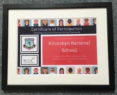 NCCA Certificate