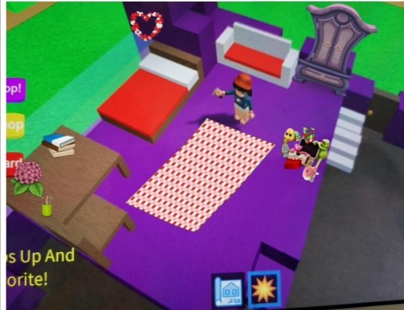 Room created using Rodblox