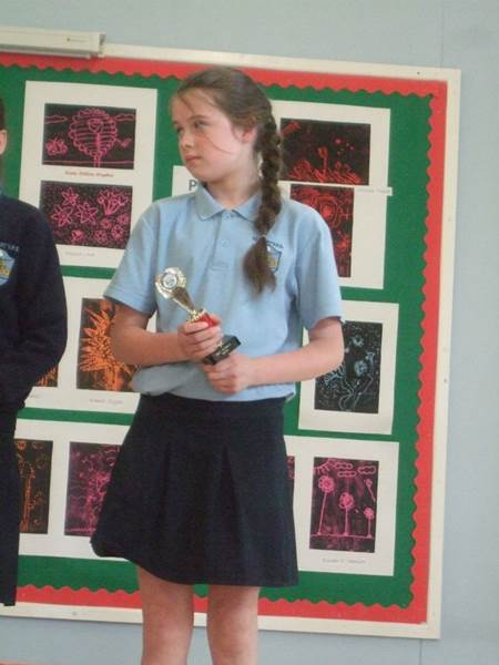 Most Improved P7