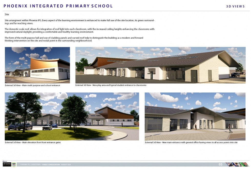 New School Development