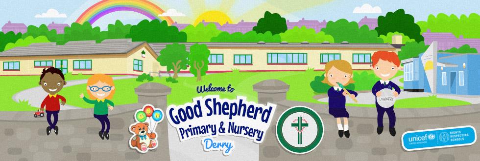 Good Shepherd Primary School and Nursery School, Derry