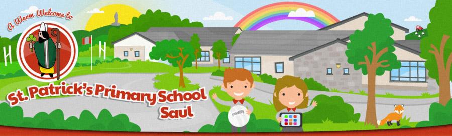 St Patrick's Primary School, Saul, Downpatrick