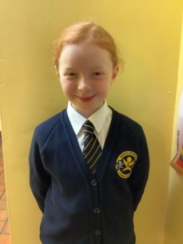 Our Primary 6 representative.