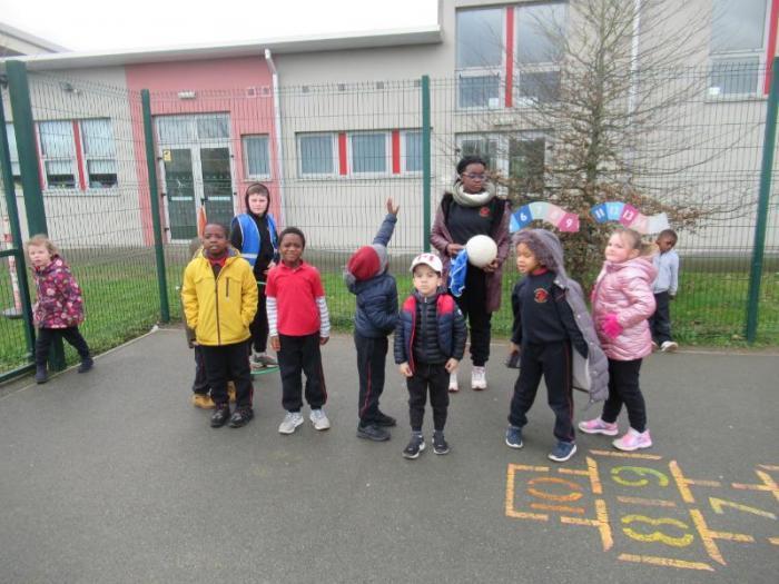 Playground Leaders