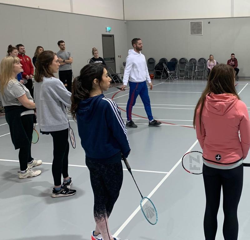 Shuttle Time Badminton Course