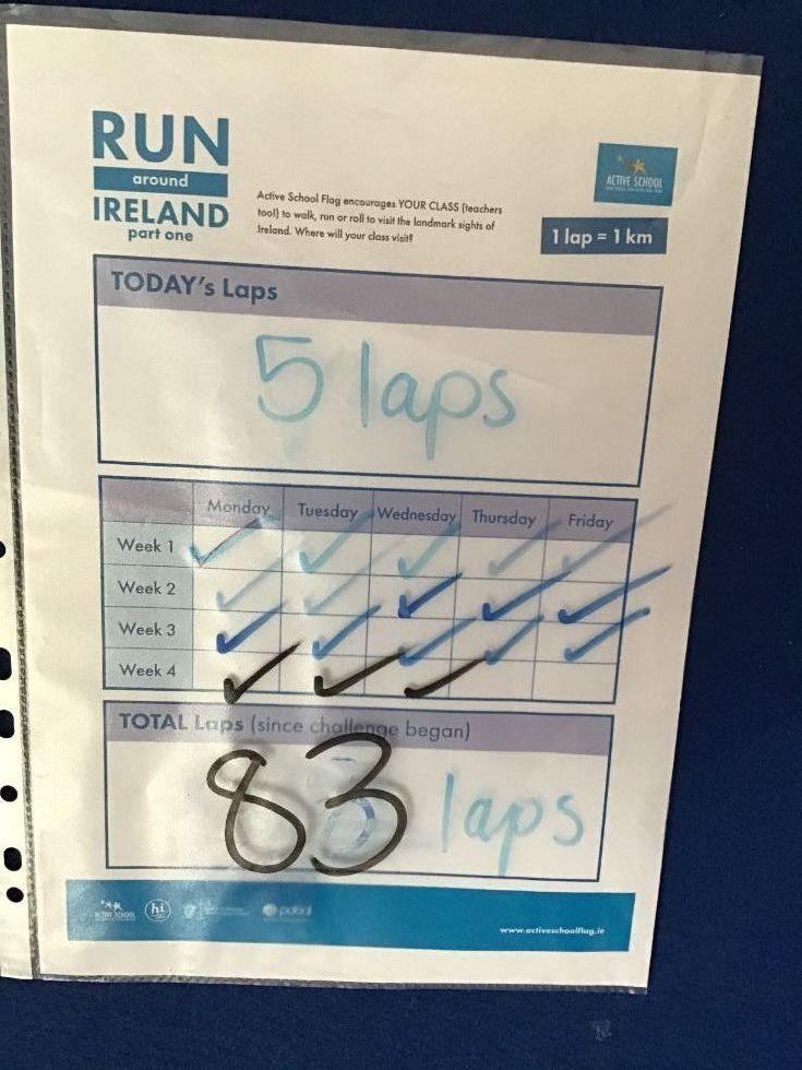 Run a Day Challenge (1/12)