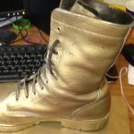 The Golden Boot!