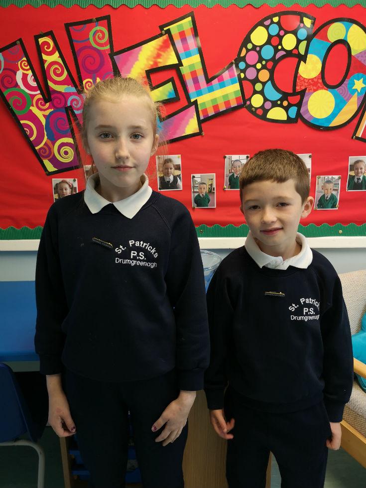 Primary Four/ Five School Council Representatives