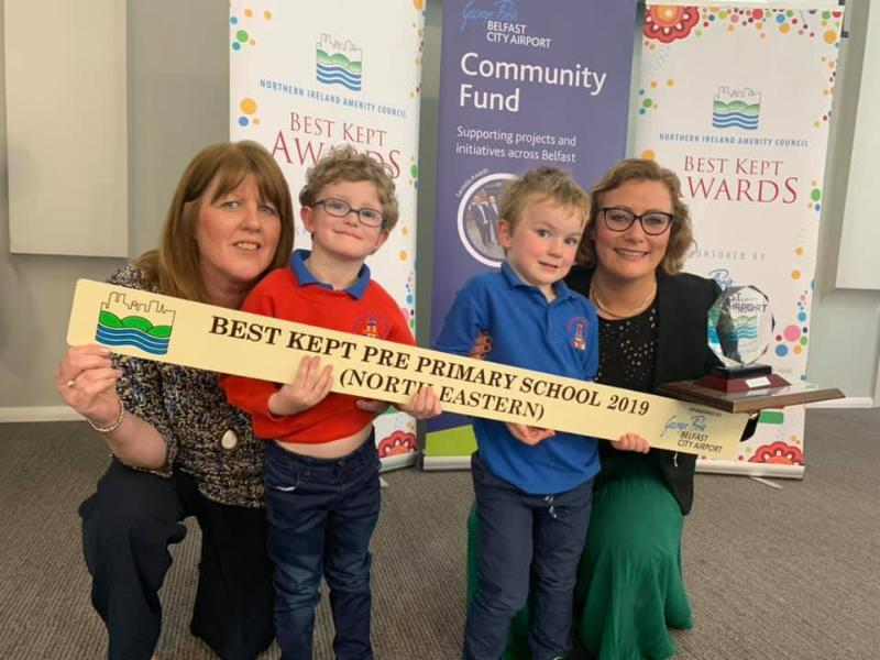 Best Kept Pre-Primary School 2019 (North Eastern)