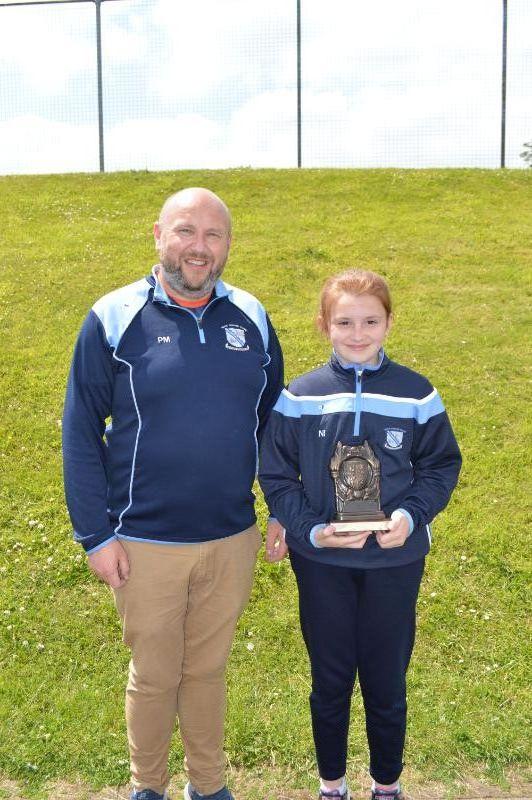 P7 Endeavour Award - Niamh Irwin