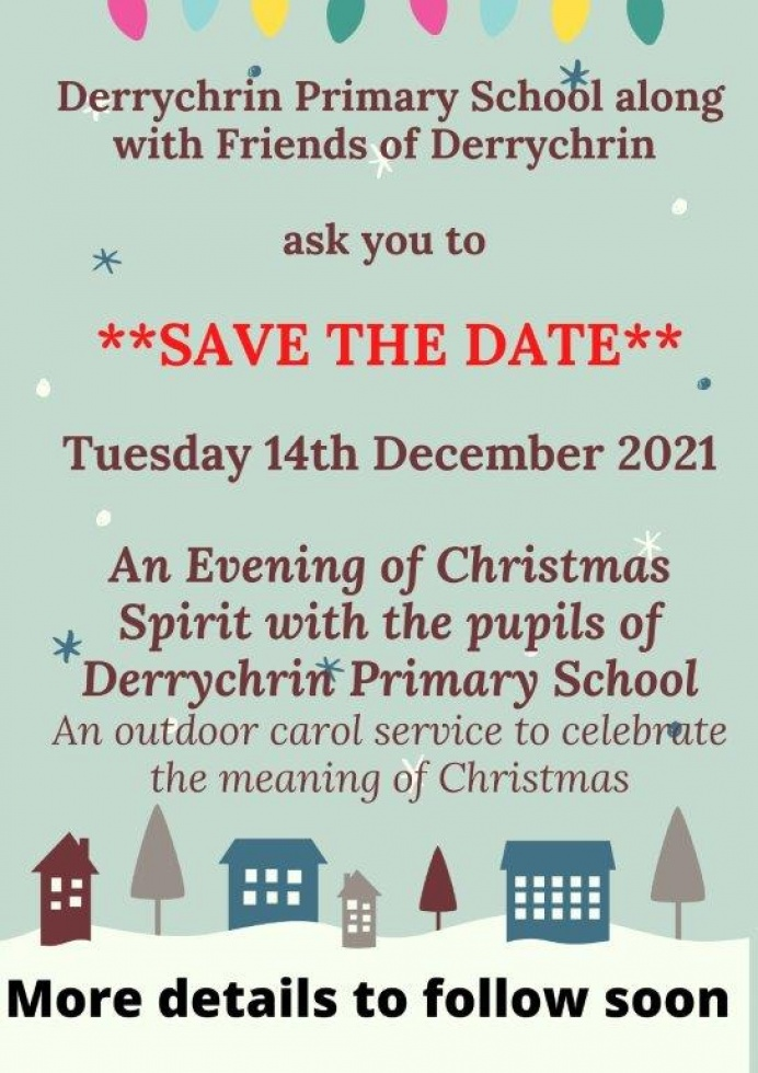 Christmas Outdoor Carol Service