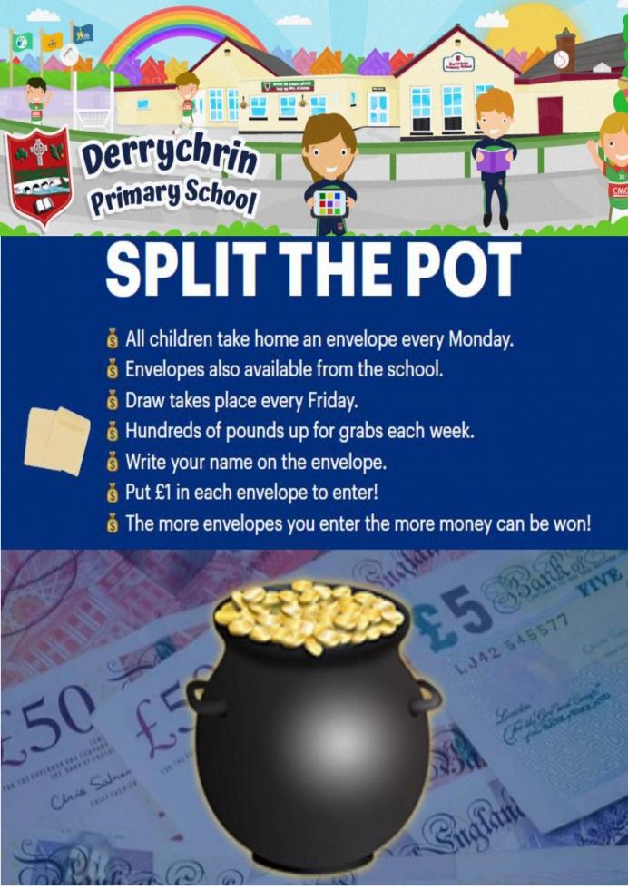 Friends of Derrychrin - Weekly Fundraiser