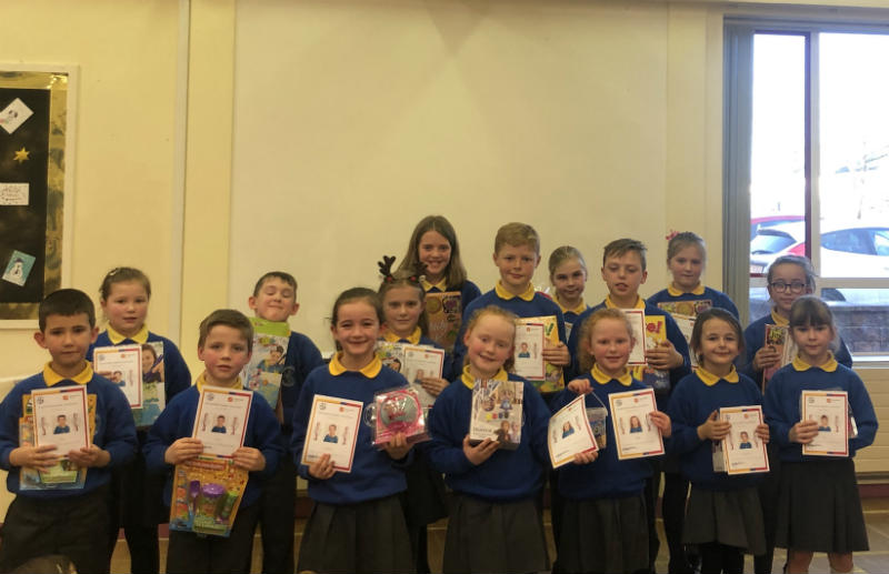 Accelerated Readers who exceeded target