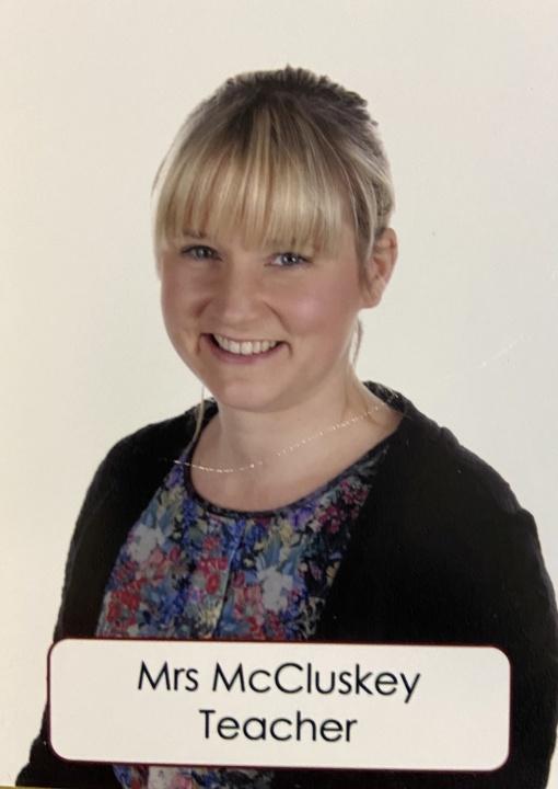 Mrs J McCluskey