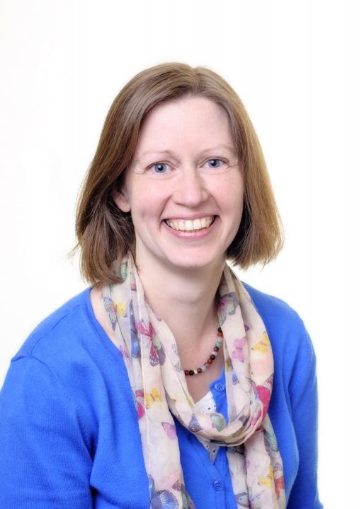 Mrs Karen Finlay  B.Sc.   Nursery Assistant