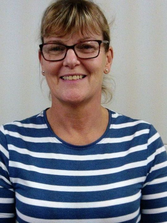 Mrs Christine Martin       Building Supervisor