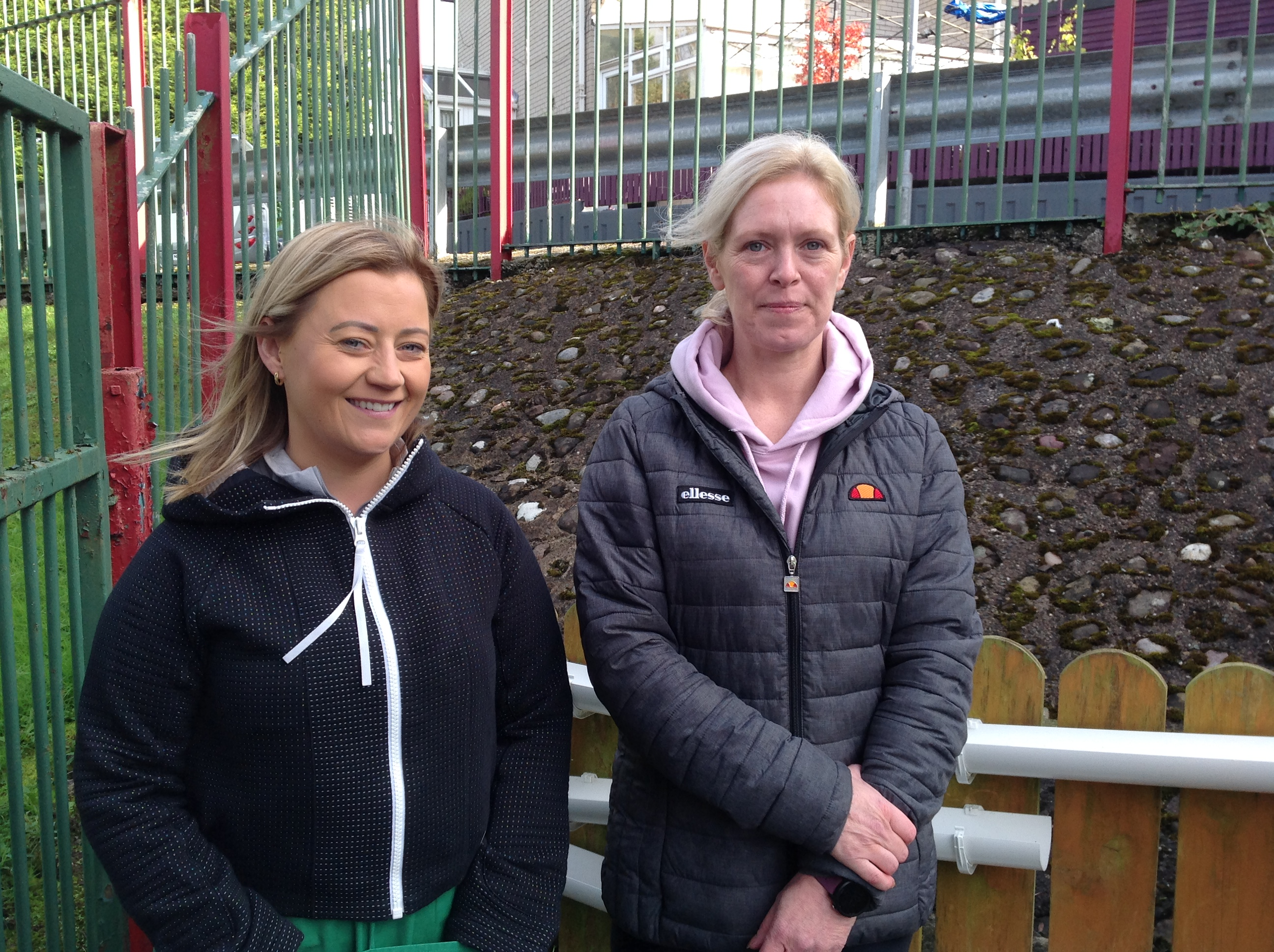 Mrs Laurie Ross & Mrs Wendy Armstrong     SEN Assistants