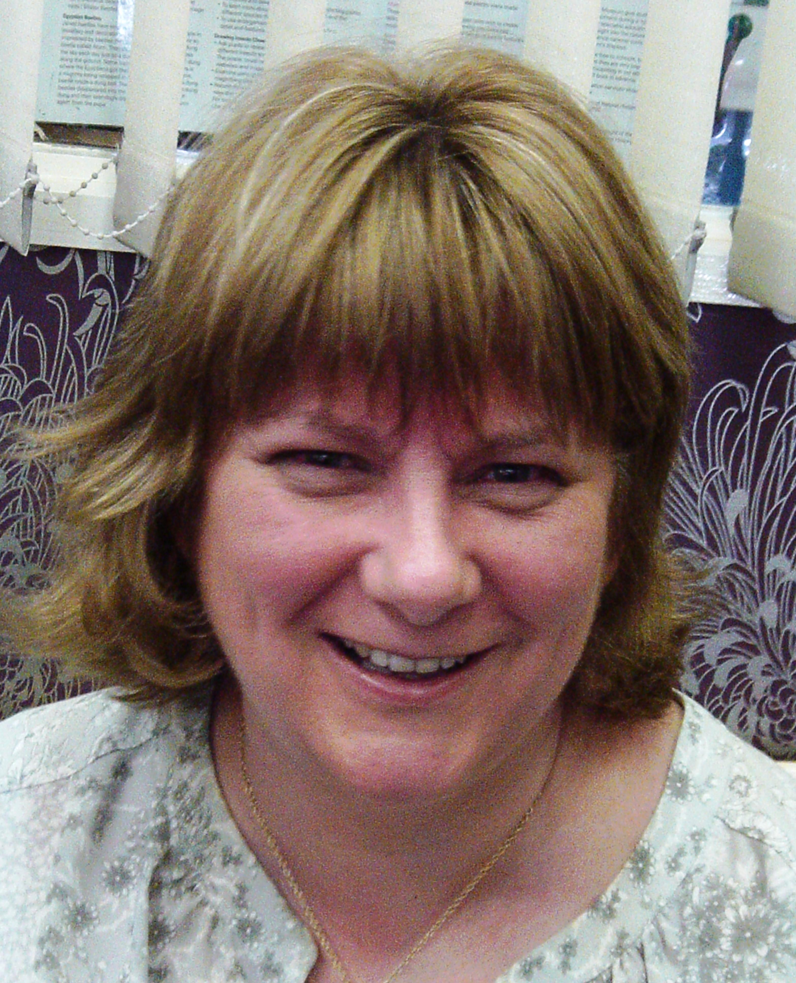 Mrs Janette Carson    Secretary