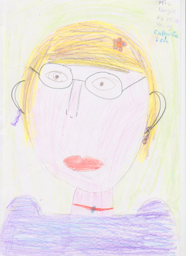 Mrs Boyle (by Catherine & Leah)