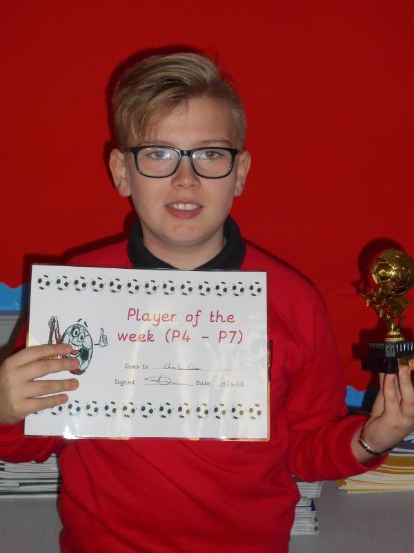 Footballer of the Week