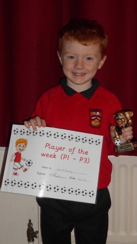 Footballer of the Week P1-P3