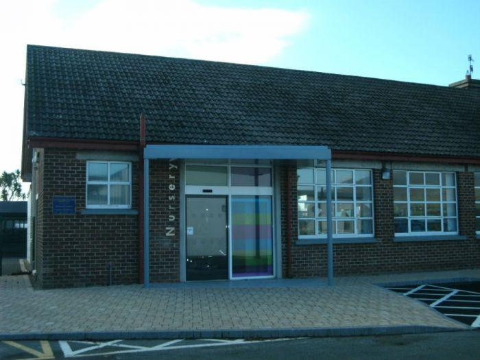 Renovated Nursery exterior