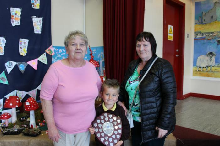 Fundraising Award - Conor