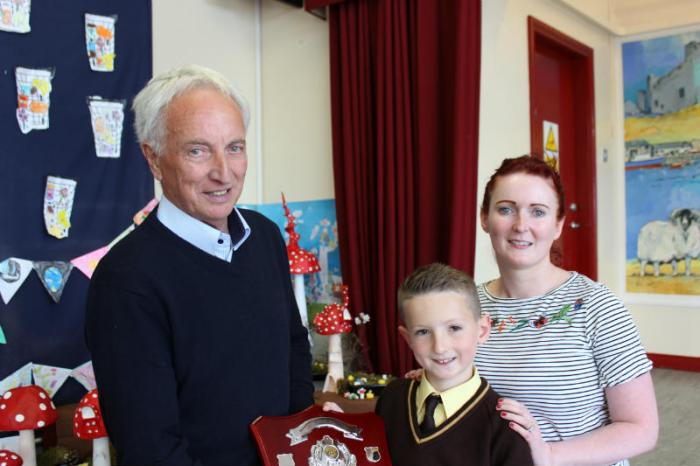 Rogers Family Shield for Endeavour in Key Stage One - Jack