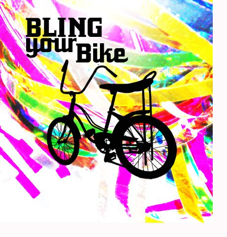 Bling Your Bike' Competition