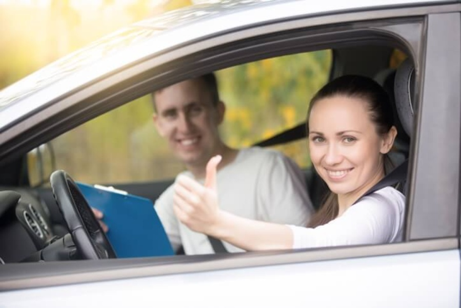 L'apprentissage de la conduite à son rythme