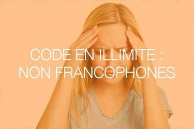 CODE DE LA ROUTE NON FRANCOPHONE