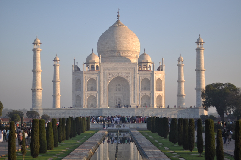 Visitar el Taj Mahal - Foto Taj Mahal