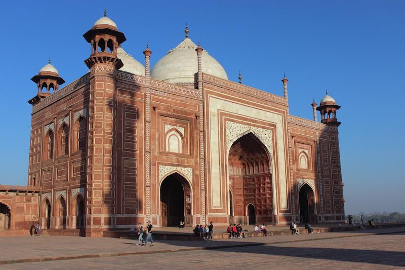 Visitar el Taj Mahal - Mezquita Taj Mahal