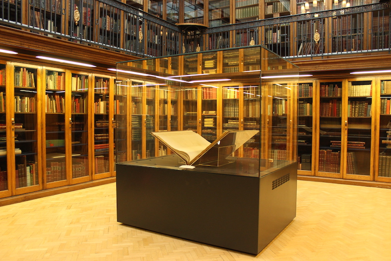 que ver en liverpool - liverpool central library