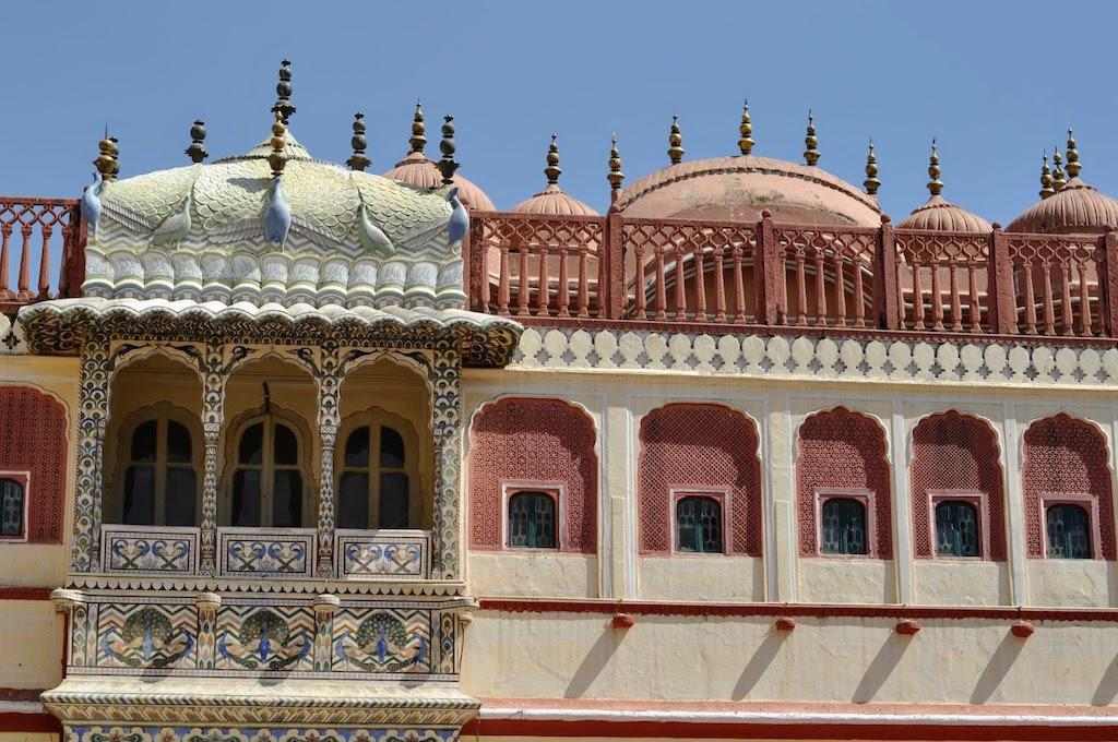 viajar a Jaipur - chandra mahal