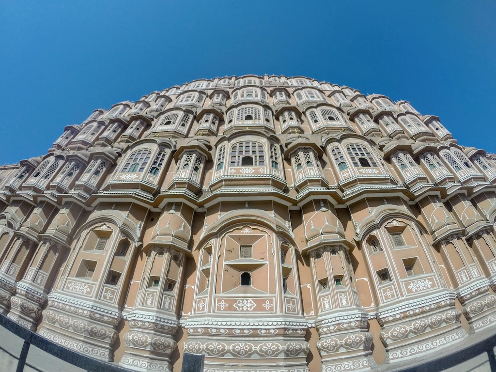Viajar a Jaipur - Palacio de los Vientos