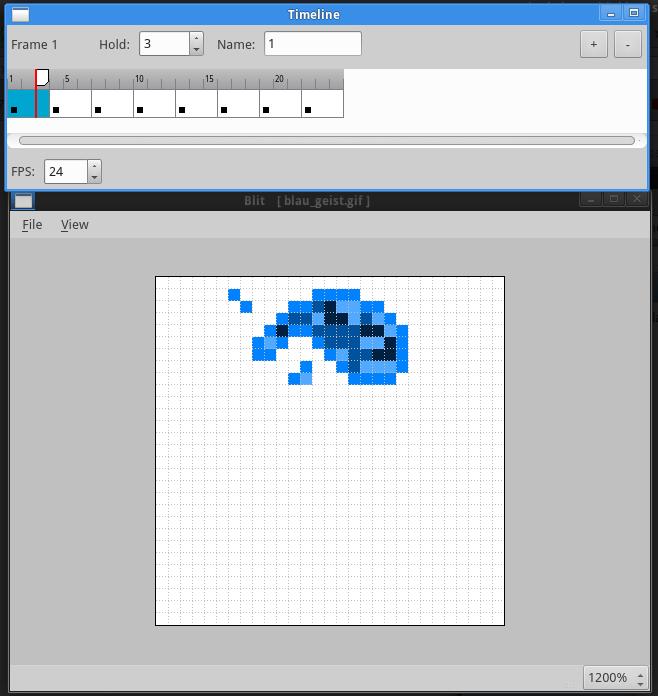 Blit's Python Version